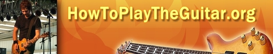 How To Play The Guitar .org